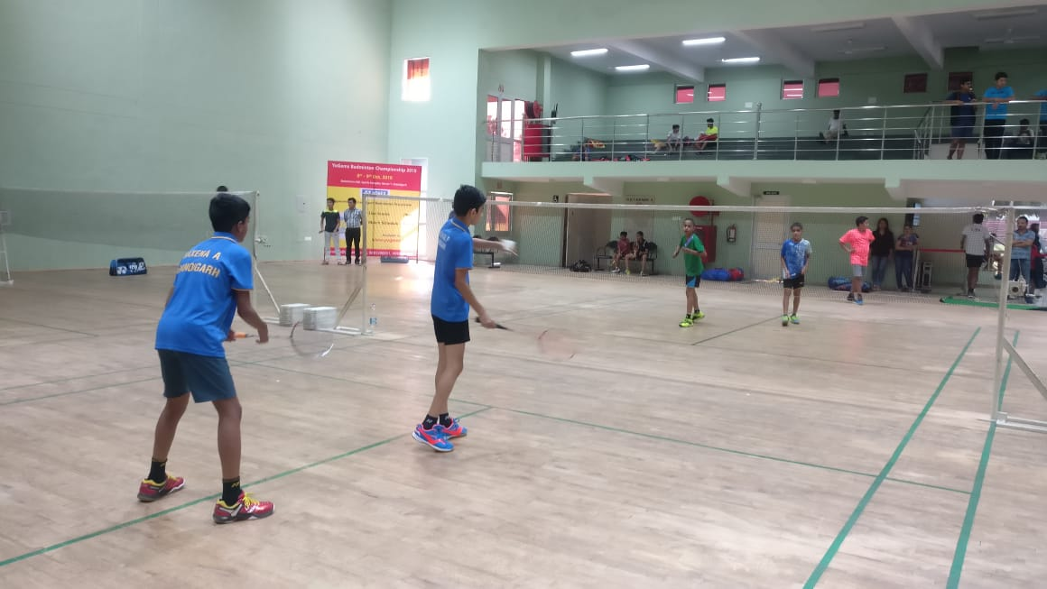 YoGems Badminton Chandigarh