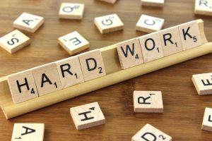 hard-work free