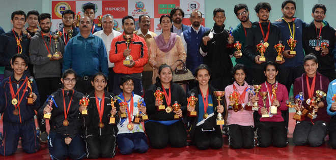 31st Chandigarh State Table Tennis Championship