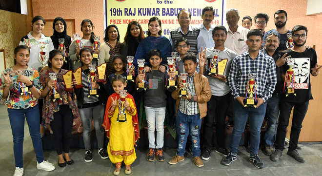 19th Raj Kumar Babuta Memorial Prize Money Carrom Ranking Tournament