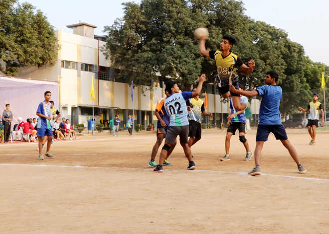 32nd Junior Chandigarh State Handball Championship