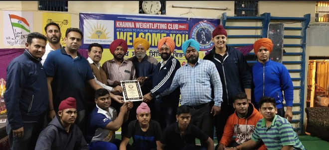 64th Punjab State Inter-District Schools Weightlifting Tournament