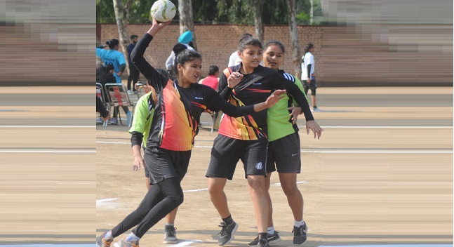 64th Punjab State Inter-District Schools Handball Champion