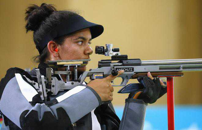 62nd National Shooting Championship