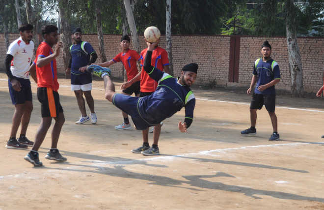 64th Punjab Inter-District Schools Handball Tournament