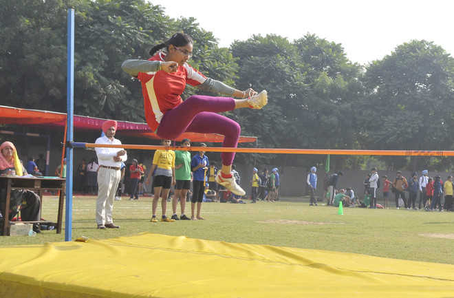 42nd Annual Inter-House Athletics Meet