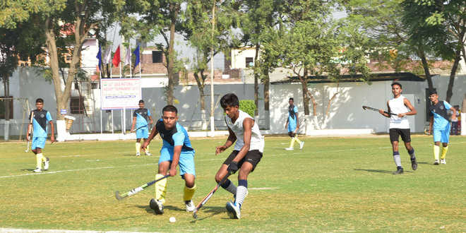24th CBSE National Hockey Tournament