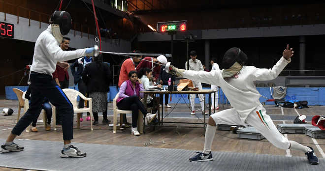 Panjab University Inter-College Fencing Championship
