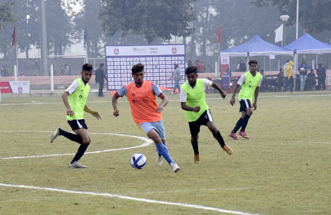 Reliance Foundation Youth Football Championship