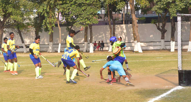 CBSE National Hockey Tourney