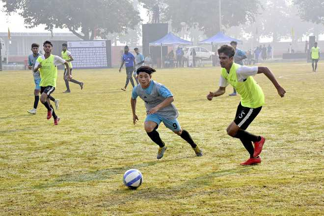 Reliance Foundation Youth Sports North Zone Football Championship