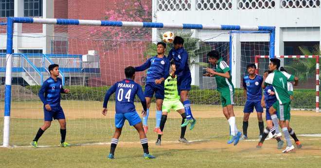 Ludhiana Sahodaya School Complex Football Tournament