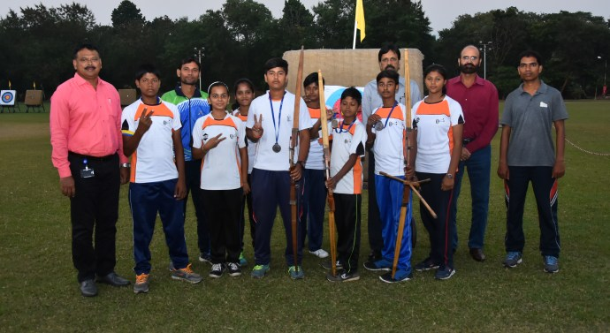 CBSE National Archery Championship