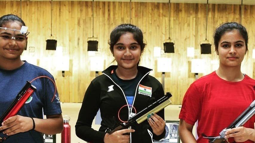 National Shooting Championships