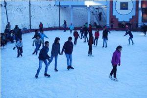 ice skating india