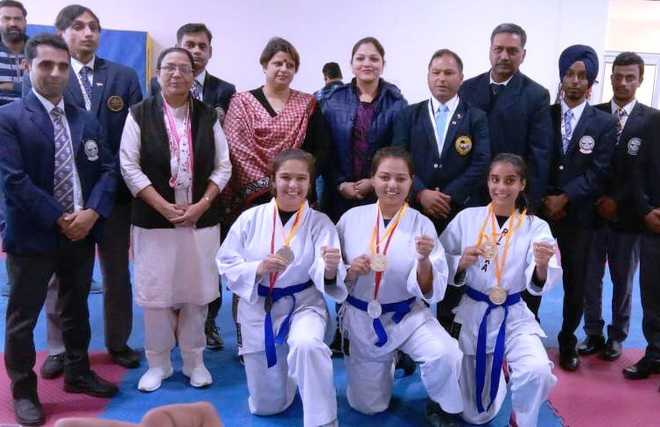 Panjab University Inter-College Karate Championship