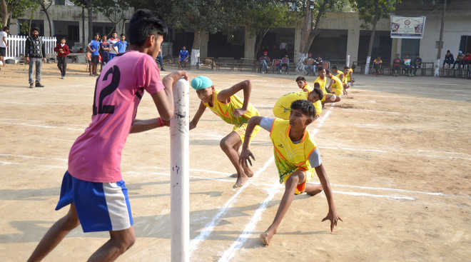 64th Punjab Inter-District Schools Games