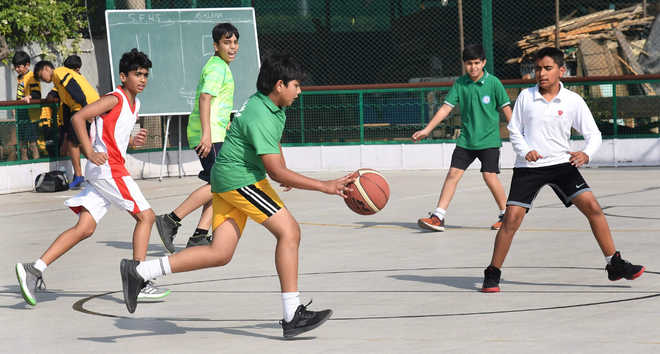 St Kabir Basketball Tournament