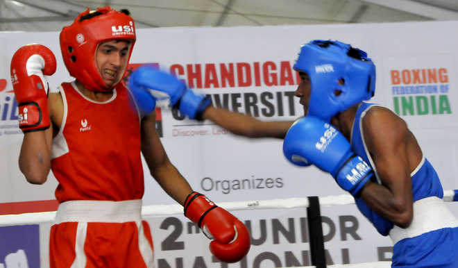 2nd Junior National Boxing Championship