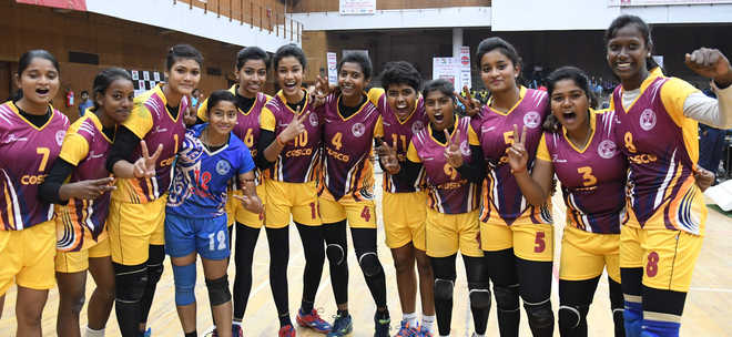 45th Junior National Volleyball Championship