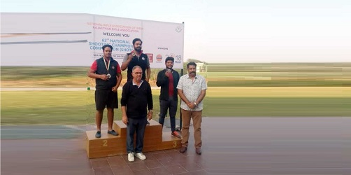 All India Inter-University Shooting Championship
