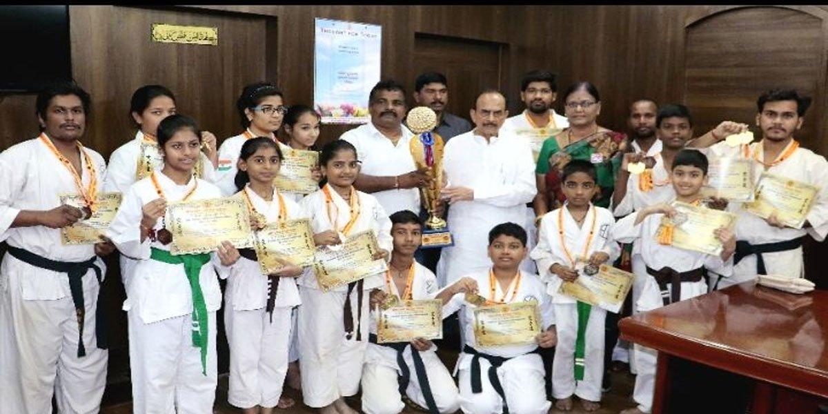 Karnataka Invitational National Karate Championships