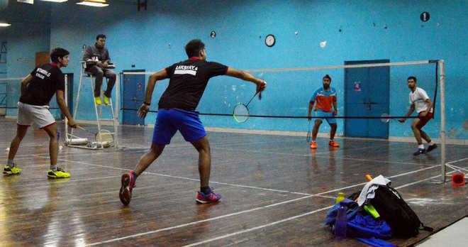 Ludhiana District Senior and Masters Badminton Tournament