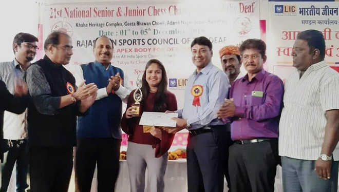 National Chess Championship of the Deaf