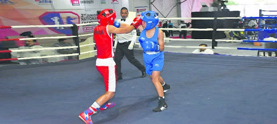 National Junior Men and Women Boxing Championship
