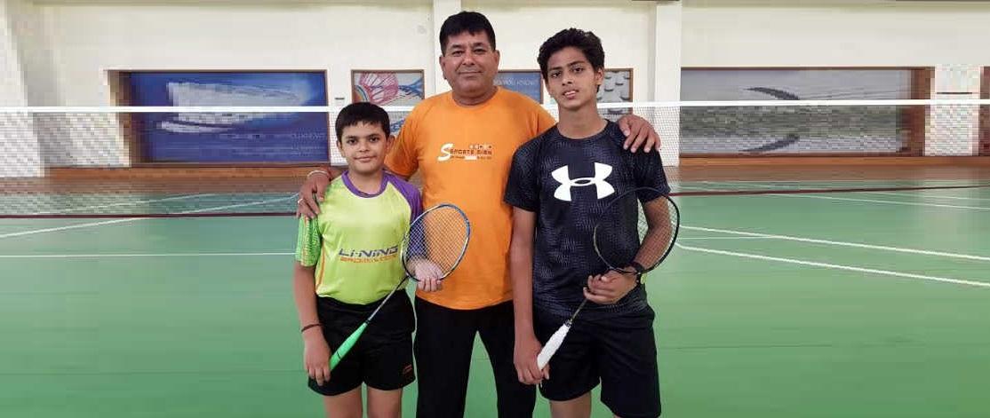 National Sub-Junior Badminton Coaching Camp