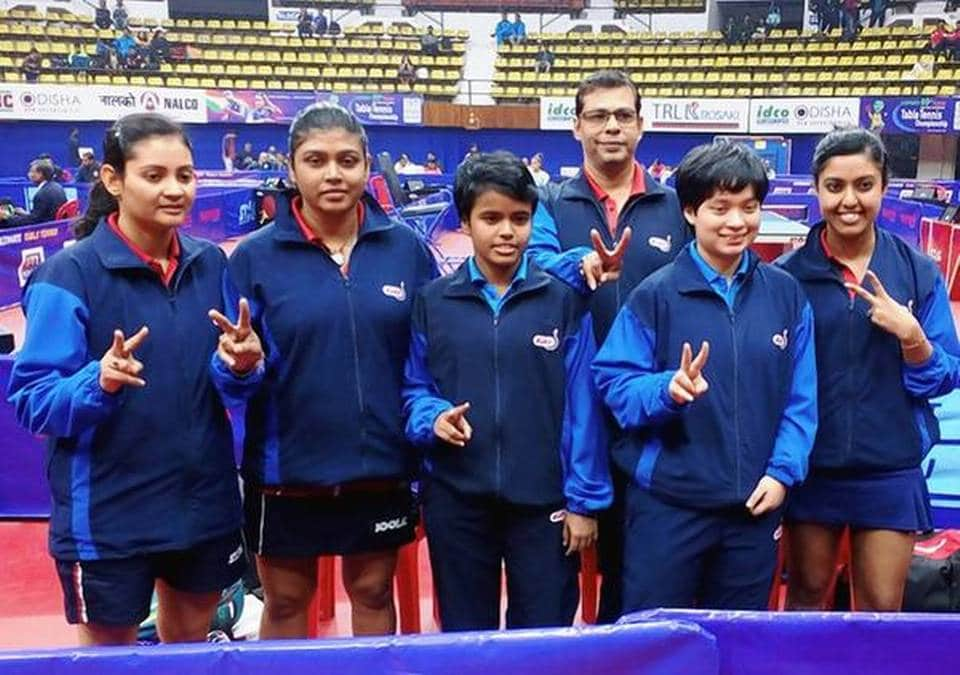 11Sports 80th inter-State and National table tennis championship