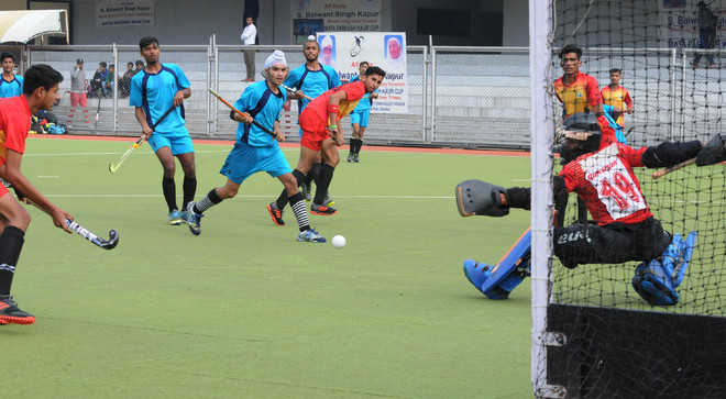 15th All India Balwant Singh Kapur Hockey Tournament