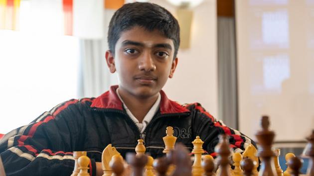 17th Delhi International Open Chess tournament