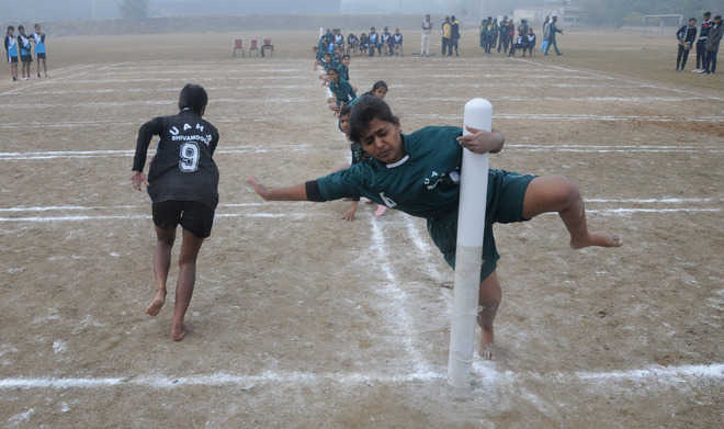 19th All India Inter-Agricultural Universities Games