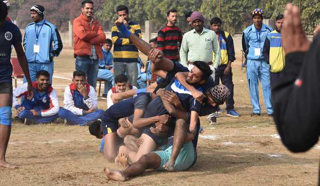 X All India Inter-Agricultural Universities Games