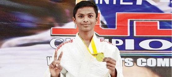 Khelo India - Judo