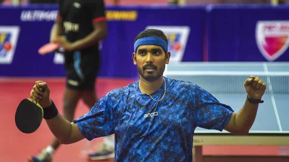 Ninth National Table Tennis
