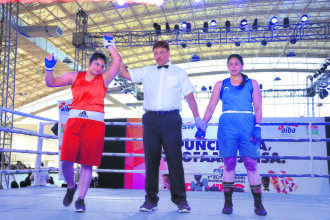 Women's National Boxing Championships