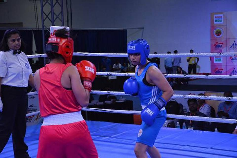 Women National boxing championships