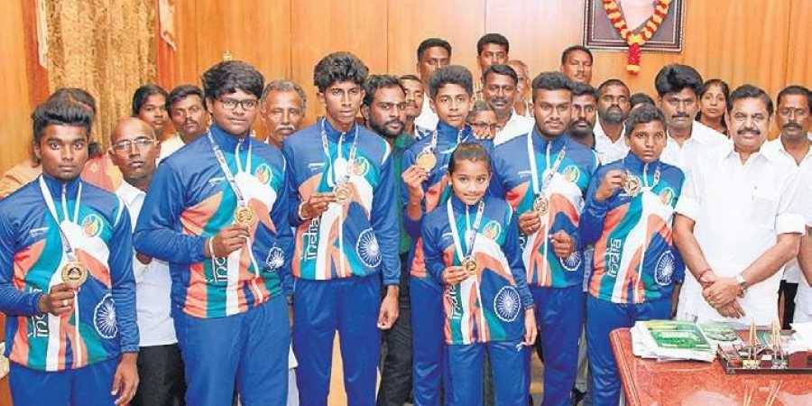 TNCA-City Schools under-14 tournament