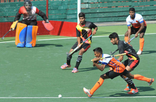 2nd Marshal Arjan Singh International Hockey Championship