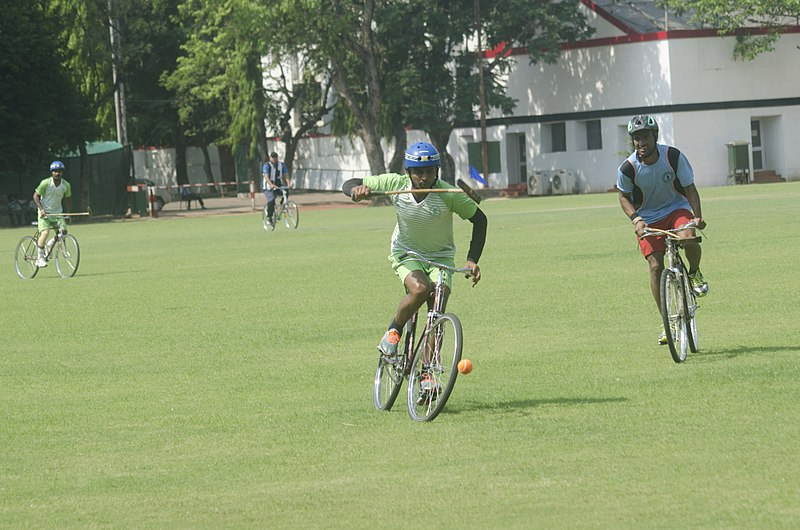Cycle Polo