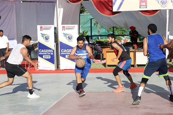 Inter-University Basketball Championship