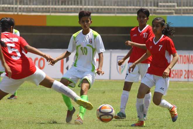 Junior Girls' National Football Championships