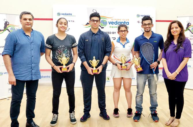 Otters Club Vedanta Squash Open