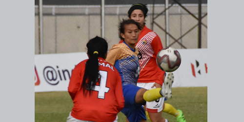 Indian Women's League