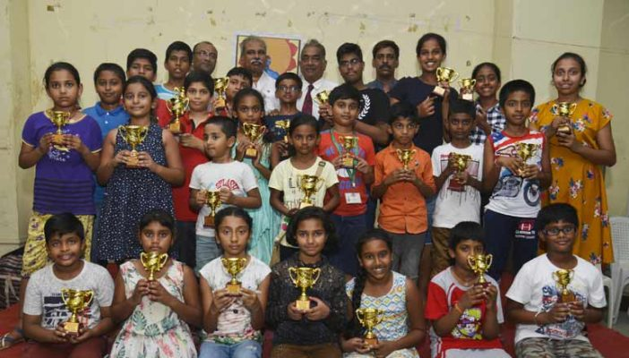 19th Telangana State Ranking chess tournament