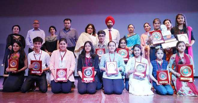 26th inter-school declamation contest