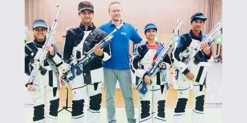 12th Asian Airgun Championships