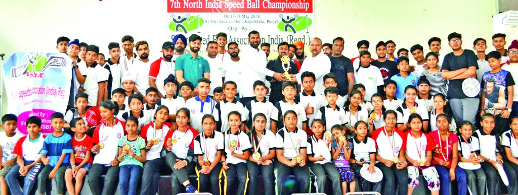 7th North India Speed Ball Championship